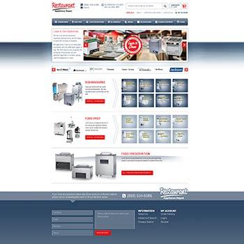 Restaurant Appliance Depot website.jpg